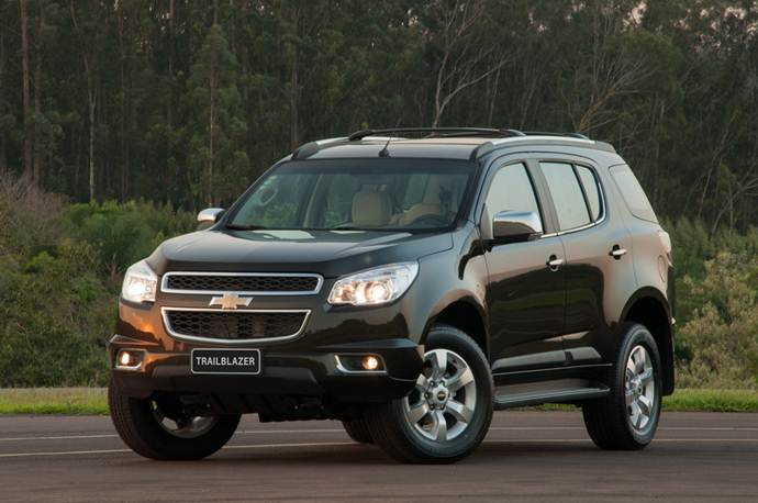 Chevy Trailblazer Usa Khbuzz