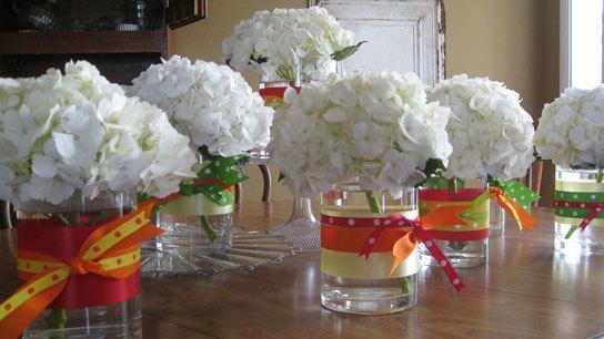 Simple Floral Centerpieces Khbuzz