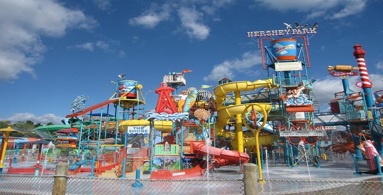 Harrisburg City Island Attractions