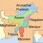 North East India