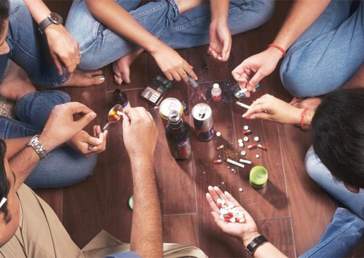 Top 3 States in India Which Sadly Leaves Behind Other States in Drug Addiction