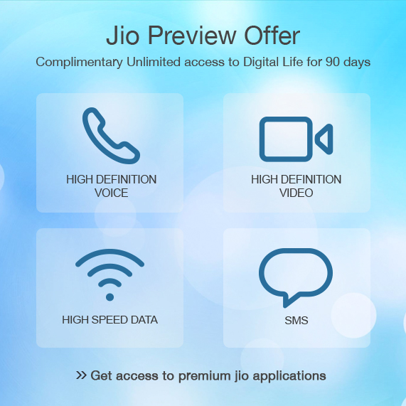 Reliance Lyf Jio