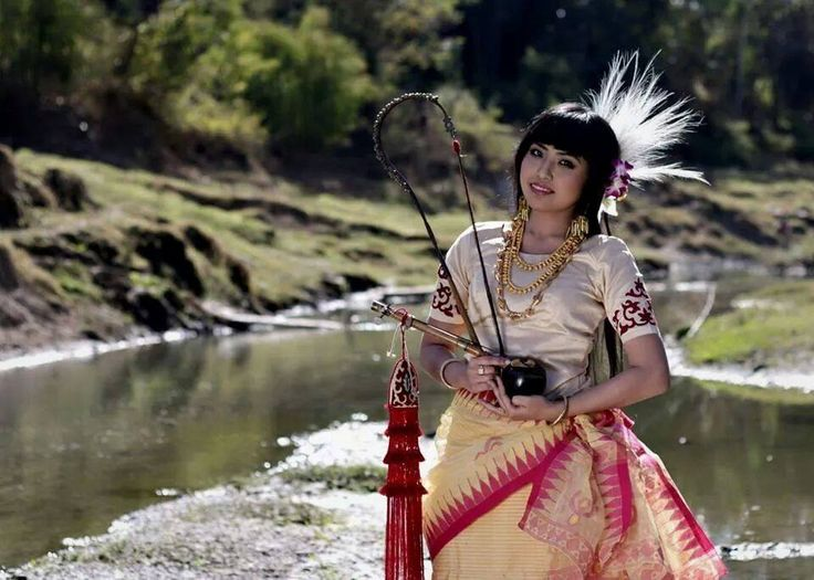 Manipur Folk Singer