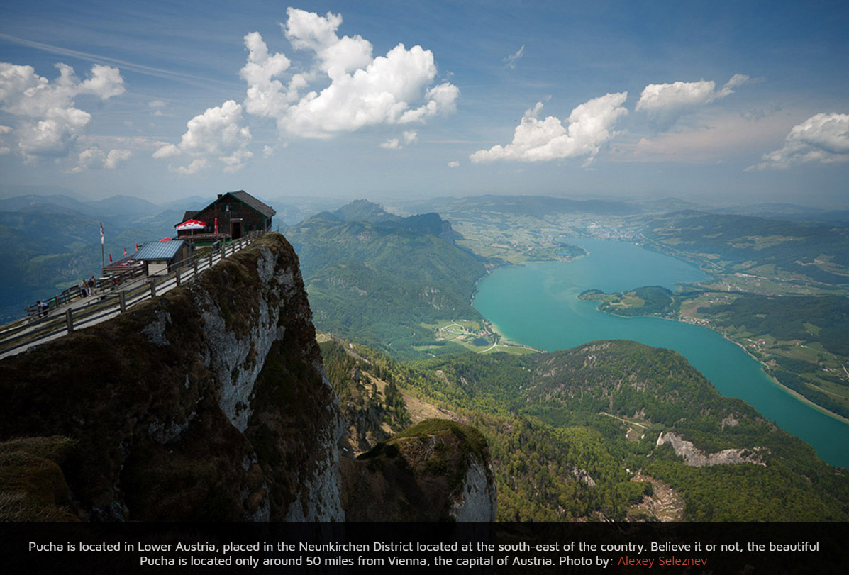 The 10 most beautiful places to visit in austria for Top 20 vacation destinations