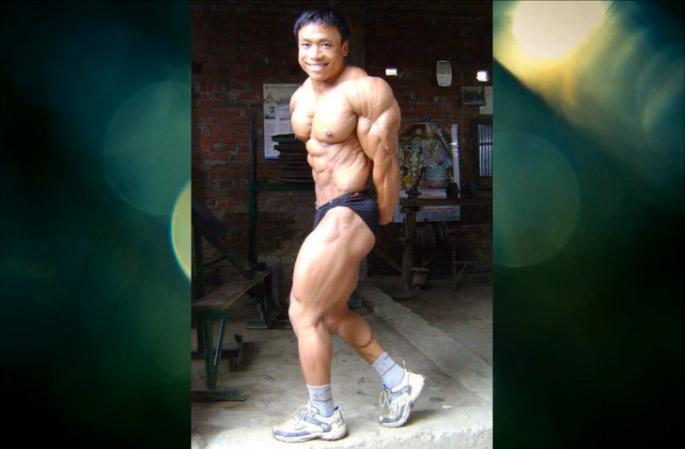 Manipuri Bodybuilders