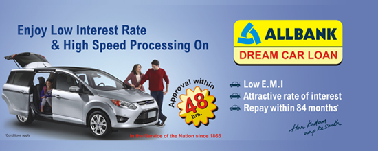 Car Loan Maximum Tenure