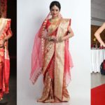 Traditional Saree Draping Styles