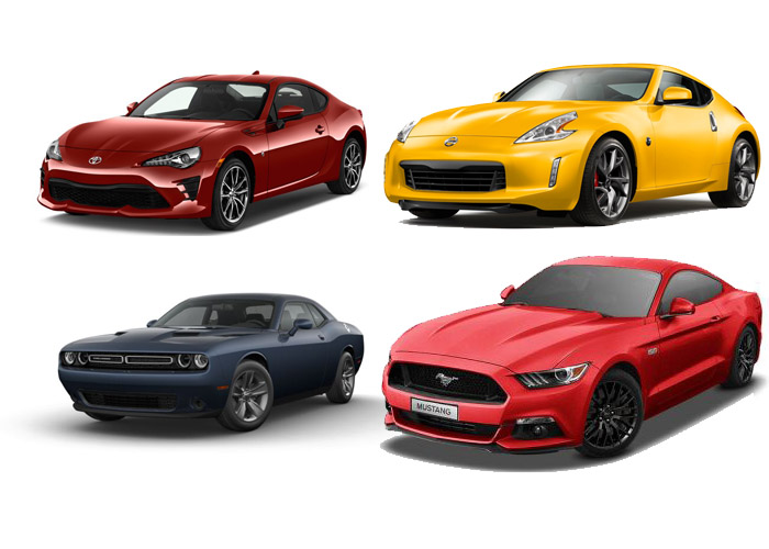 Affordable Sports Cars List Used