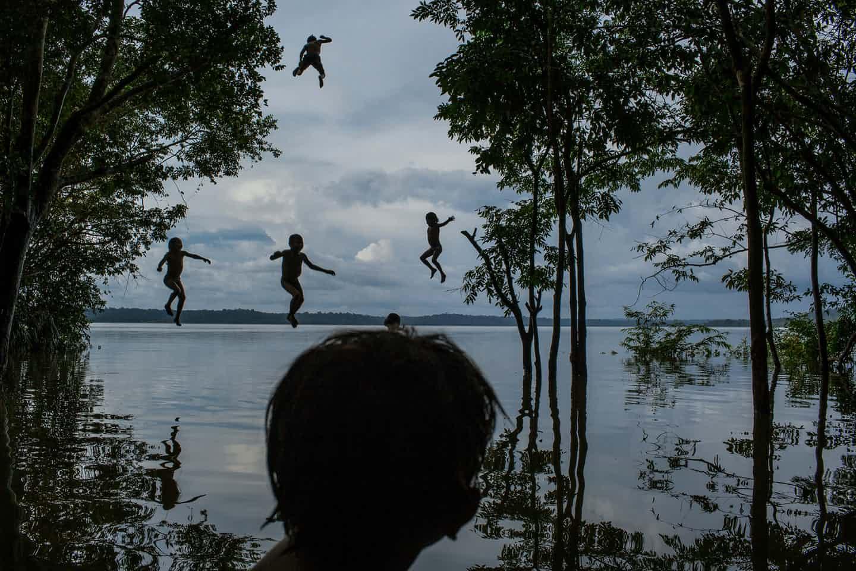 Munduruku tribal