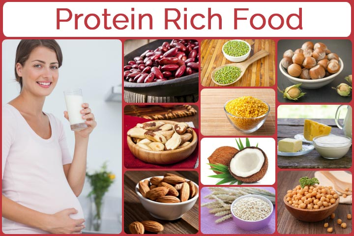 Protein Rich Breakfast Foods List