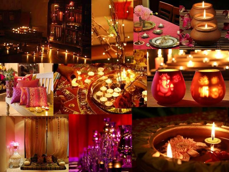 5 Creative And Wonderful Tips And Ways Of Decorating The House Beautifully  In This Diwali