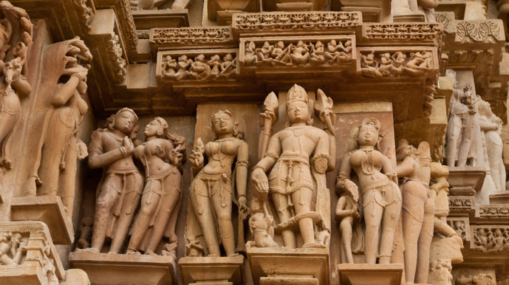 Reason Behind Erotic and Nude Sculptures in Khajuraho Temples