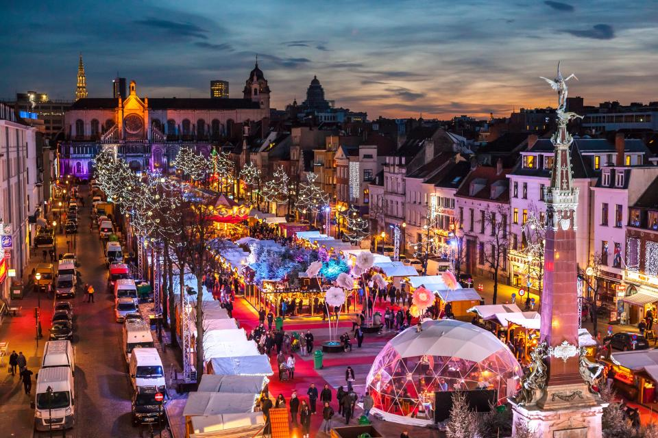 Europe's Top 12 Christmas markets | Christmas markets in Europe