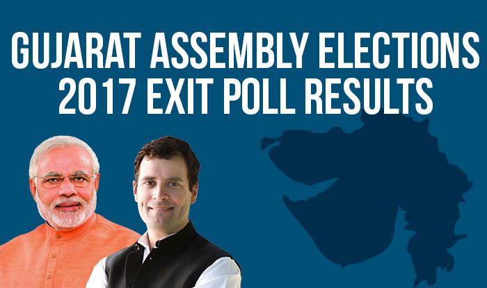 Gujarat Exit Polls