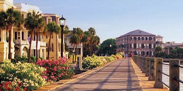 Top seven us cities off the beaten path tourist destinations for How do i get to charleston south carolina