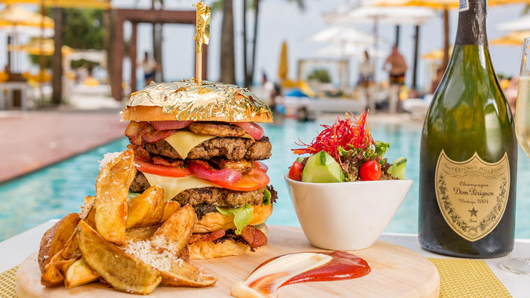 Top 10 Most Expensive Burgers on the Planet 2018